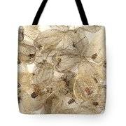 Dried Fruits Of The Cape Gooseberry Tote Bag