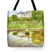 Dunrobin Castle Reflected Tote Bag