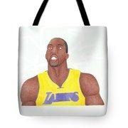 Dwight Howard Tote Bag