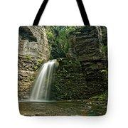 Eagle Cliff Falls Tote Bag