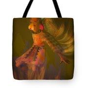 Eagle Dancer Tote Bag