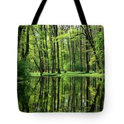 Early In The Spring Tote Bag