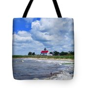 East Point Lighthouse  Tote Bag