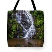 Eastatoe Falls Tote Bag