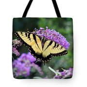 Eastern Tiger Swallowtail Butterfly 2015 Tote Bag