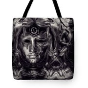 Echoes Of The Past  Tote Bag