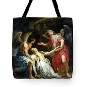 Ecstasy Of Mary Magdalene Tote Bag