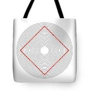 Ehrenstein Illusion Tote Bag