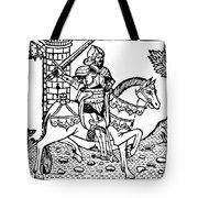 El Cid Campeador (c1040-1099) Tote Bag