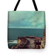 El Morro San Juan Puerto Rico Tote Bag