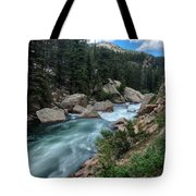 Eleven Mile Canyon Tote Bag
