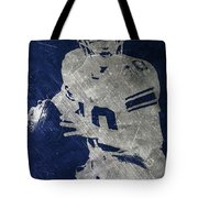 Eli Manning Giants Tote Bag