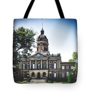 Elkhart County Courthouse - Goshen, Indiana Tote Bag