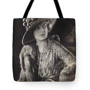Elsie Janis (1889-1956) Tote Bag