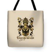 Emperor Of Germany Coat Of Arms - Livro Do Armeiro-mor Tote Bag