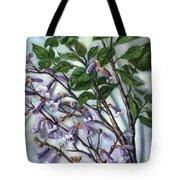Empress Tree Tote Bag