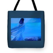 En Attente Tote Bag