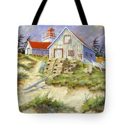 End Of Lobster Season Tote Bag