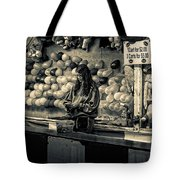 End Of The Night Tote Bag