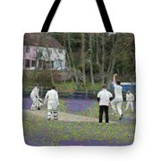 England Club Cricket Tote Bag