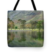 England, Cumbria, Lake District National Park Tote Bag