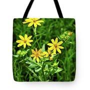 Engleman Daisy Tote Bag