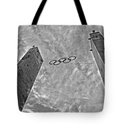 Entrance ... Tote Bag by Juergen Weiss