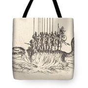 Entry Of Monseigneur Henry De Lorraine, Marquis De Moy, Under The Name Of Pirandre Tote Bag
