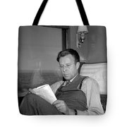 Ernest Lawrence, American Physicist Tote Bag