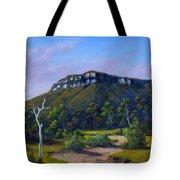 Escarpment Road Tote Bag