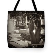 Eternal Hands Tote Bag