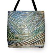 Ethereal Hawaii Tote Bag