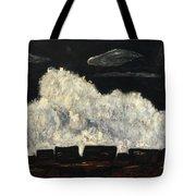 Evening Storm Tote Bag