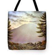 Evening Trail Tote Bag