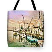 Everett Seafood Tote Bag