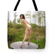 Everglades City Photographer Tote Bag