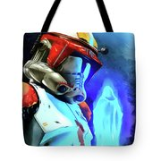 Execute Order 66 - Acrylic Style Tote Bag