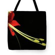 Exotic Flower Tote Bag