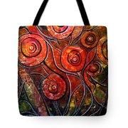 Exotic Foliage Tote Bag
