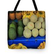Exotic Fruit Market Tote Bag