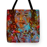 Exotic Princess Tote Bag