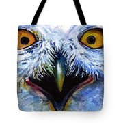 Eyes Of Owls No. 15 Tote Bag