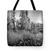 Faces Of The Swamp, No. 7 Tote Bag
