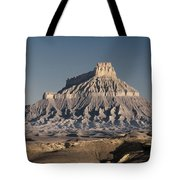 Factory Butte 0562 Tote Bag
