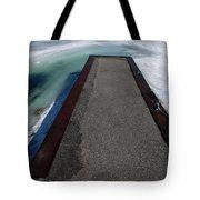 Fading Winter  Tote Bag