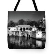 Fairmount Water Works - Philadelpha Tote Bag