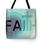 Faith - The Lord God Of Israel Tote Bag