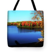 Fall In Northern Wisconsin Tote Bag
