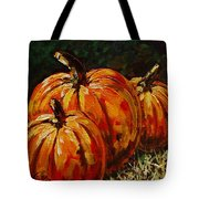 Fall Whisper Tote Bag by Vickie Warner