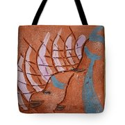 Family 14 - Tile Tote Bag